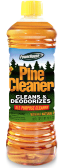 Illustration of Powerhouse Floor Cleaner Pine 16oz
