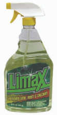 Illustration of First Force Limax: Calcium Lime and Rust Remover 32oz